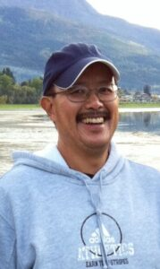 Dr Cedric Low Salmon Arm, BC Canada